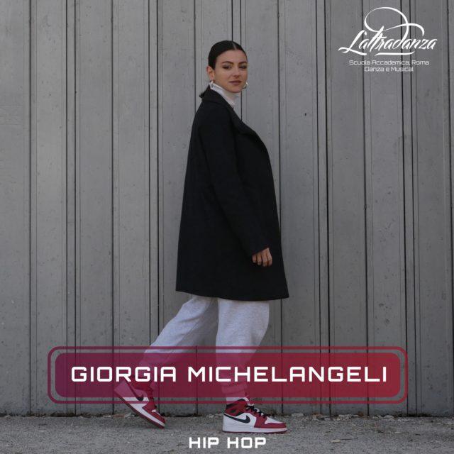 GIORGIA MICHELANGELI