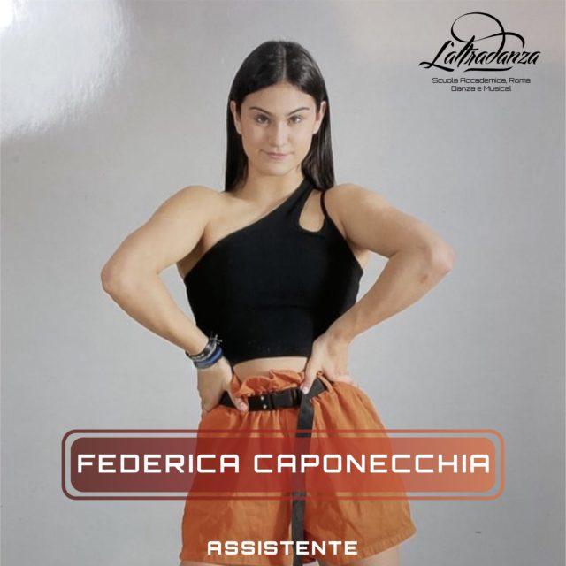 FEDERICA CAPONECCHIA